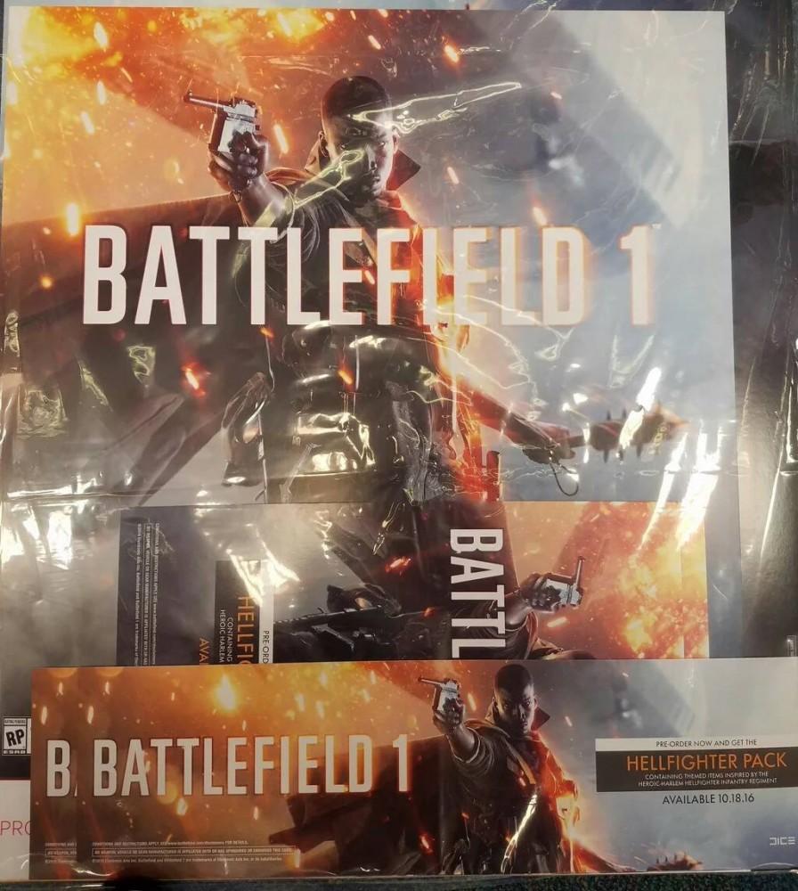 Cultura Geek Battlefield 1 Premiere 3