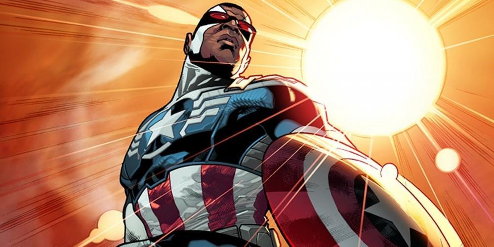 Captain America d