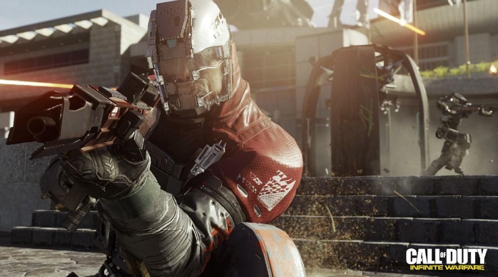 Cultura Geek Call of Duty Infinite Warfare 1