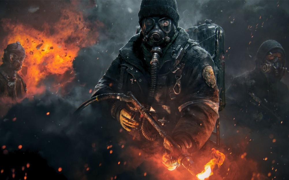 Cultura Geek Collapse The Division 1