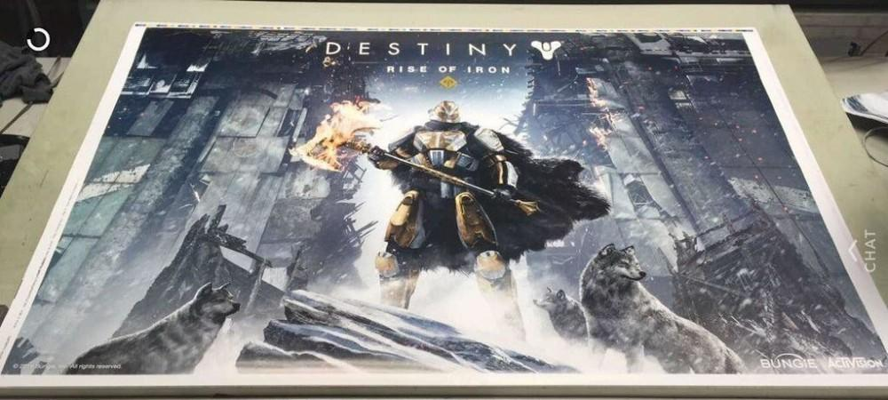 Cultura Geek Destiny Rise of Iron 2