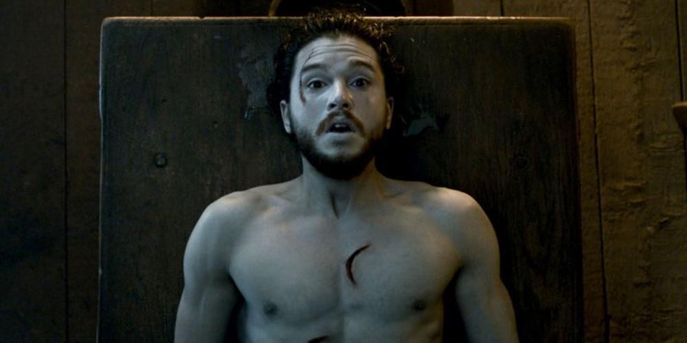 Cultura Geek Game of Thrones Jon Snow 2