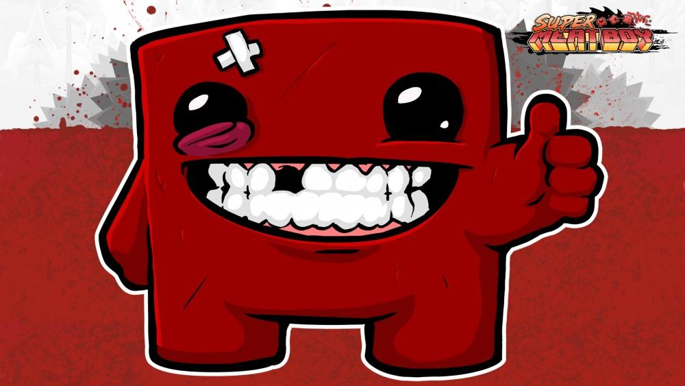 Cultura Geek Games With Gold Junio 2016 Super Meat Boy
