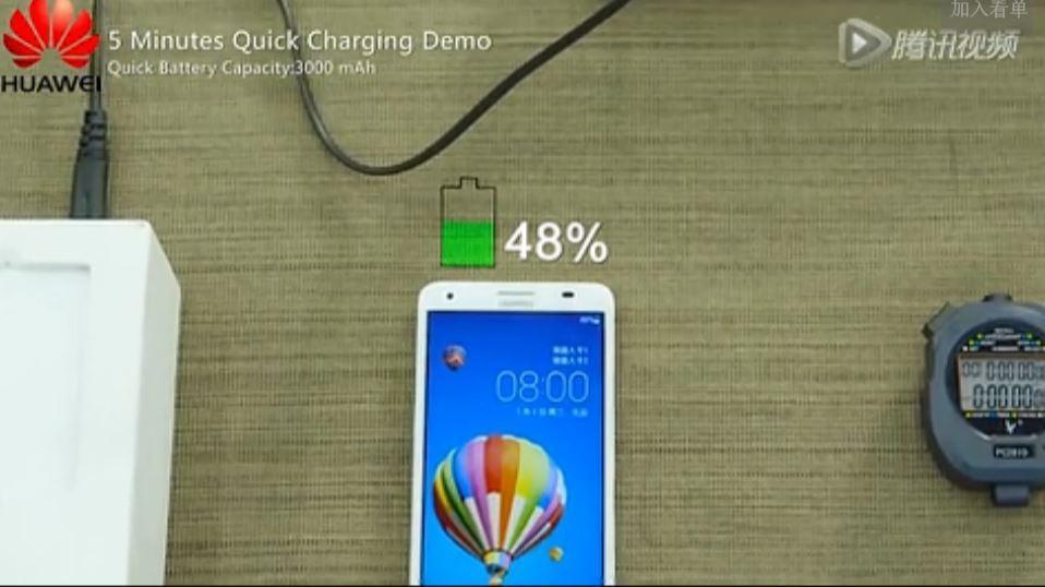 Cultura Geek Huawei Carga Rapida 1