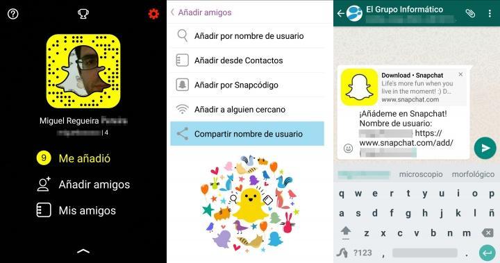 Cultura Geek Snapchat 2