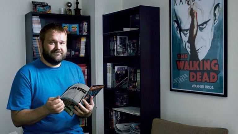 Cultura Geek documental comics AMC 1