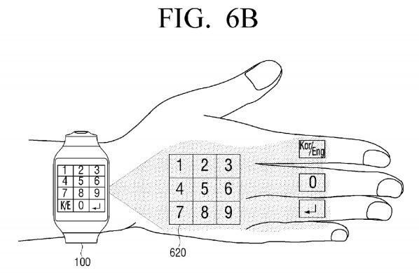 Cultura Geek pantente Samsung smartwatch 2