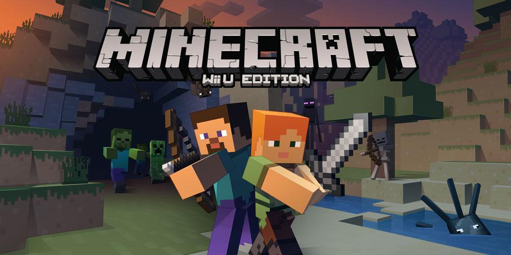 Minecraft Wii U culturageek.com.ar