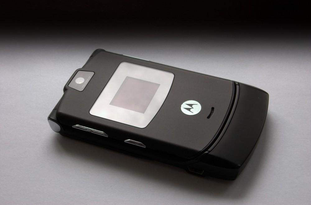 Cultura Geek Motorola V3 Smart 1
