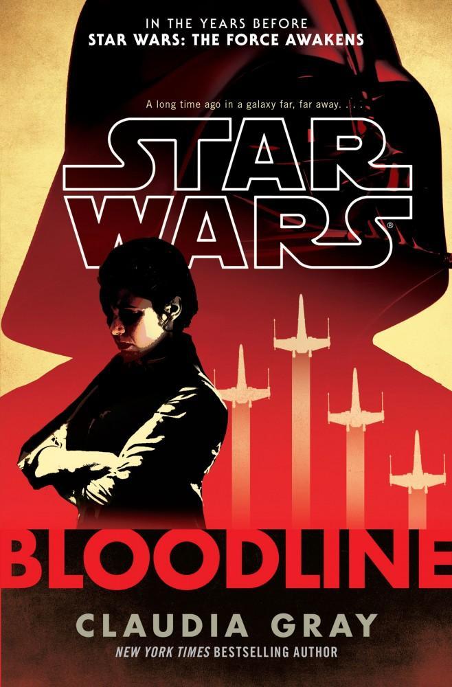Star Wars Bloodline kylo b
