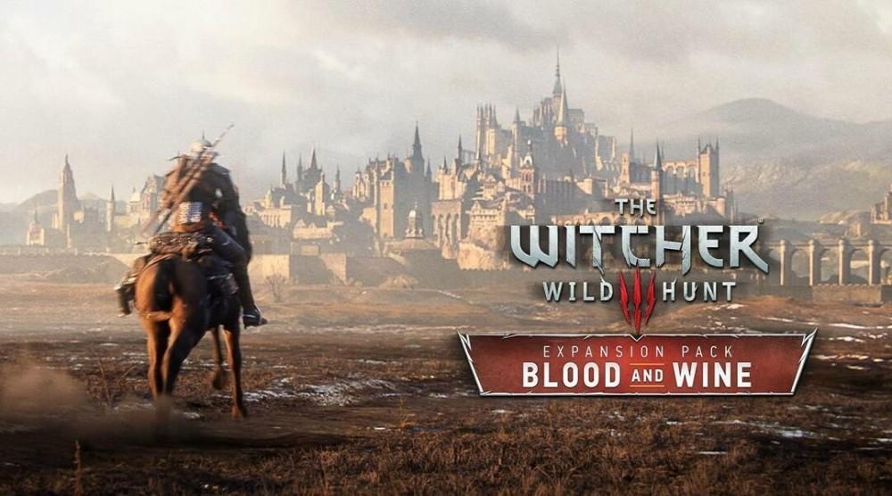 The Witcher 3 Blood and Wine Diario de desarrollo