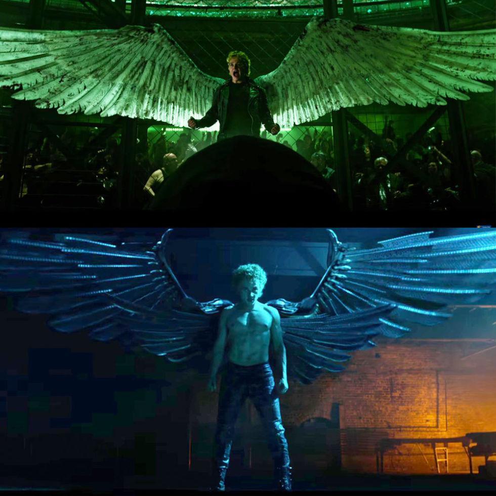 X-Men Apocalypsis Angel