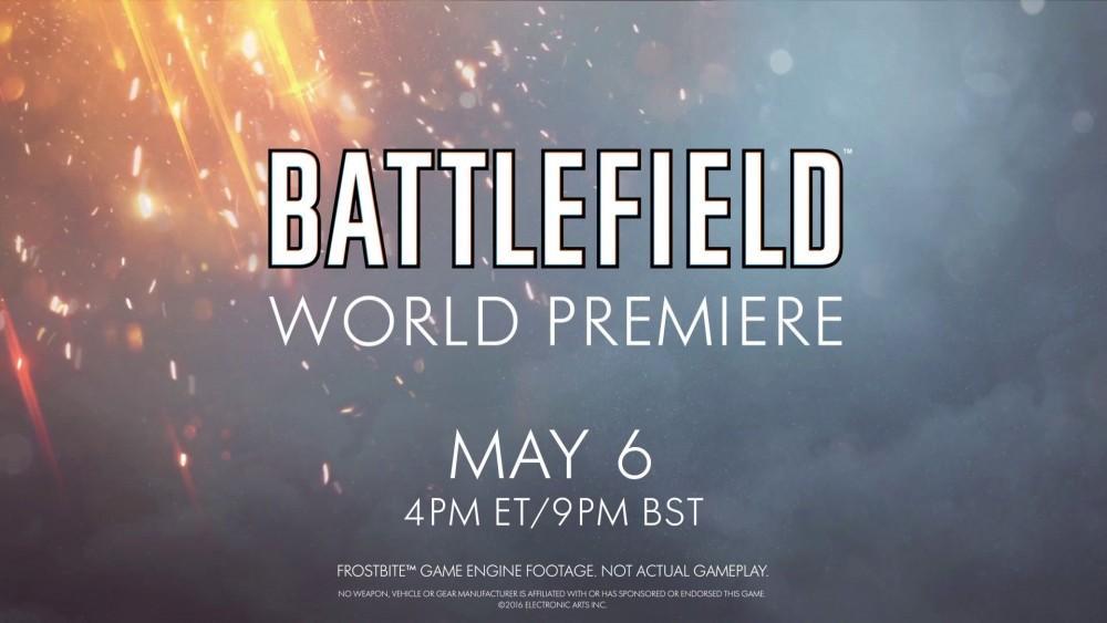 Cultura Geek Battlefield 1 Premiere 2