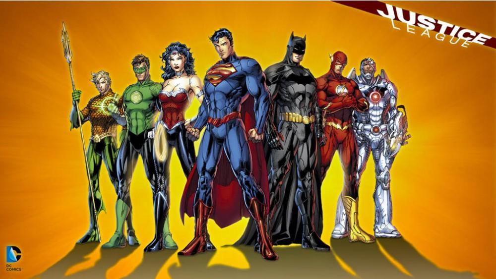 Universo Expandido de DC www.culturageek.com.ar