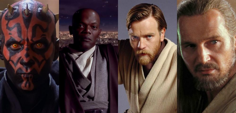 personajes poderosos star wars