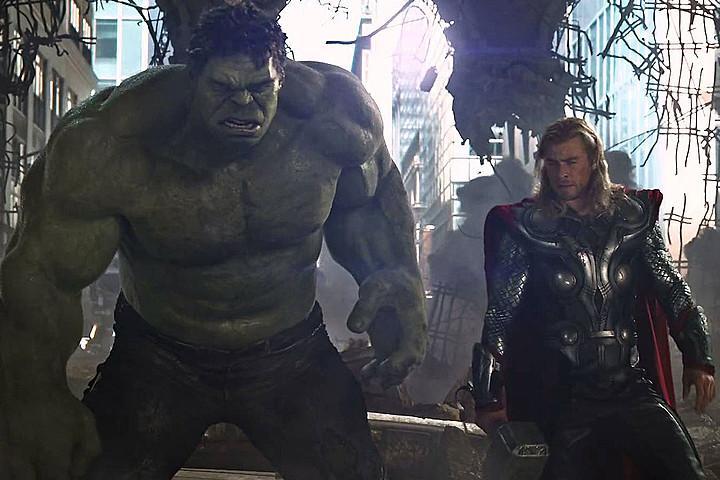 thor hulk culturageek.com.ar