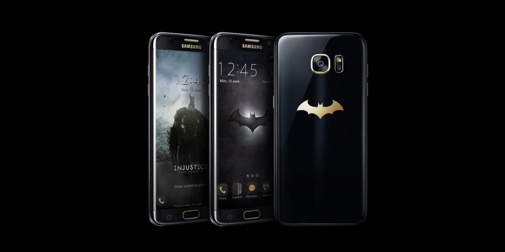 Cultura Geek Samsung Galaxy S7 Batman 1
