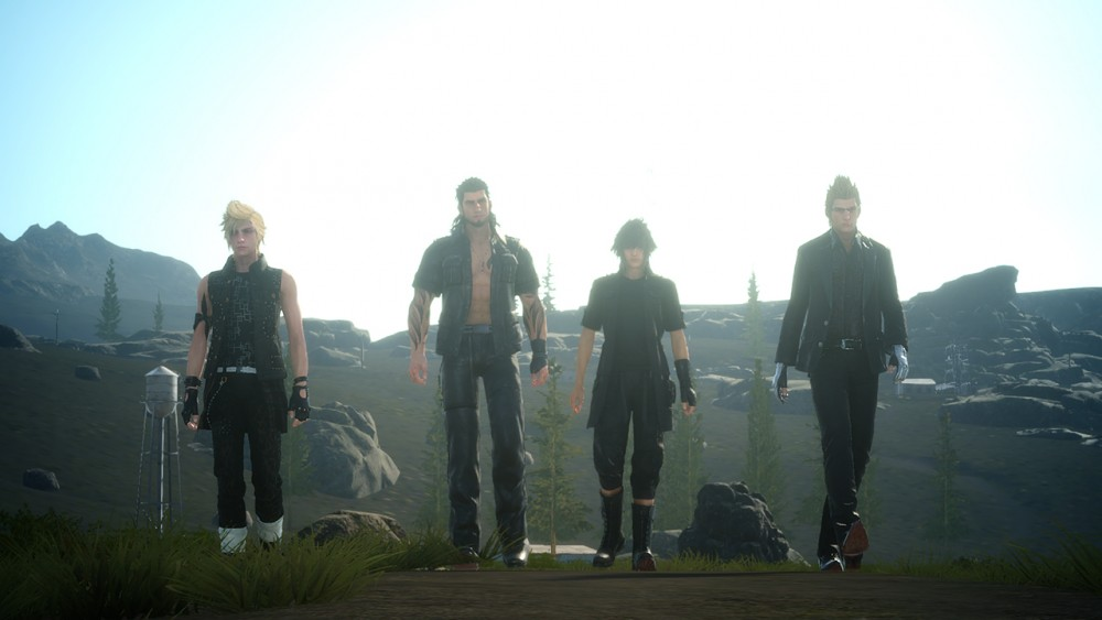 Cultura Geek E3 2016 Final Fantasy XV 2