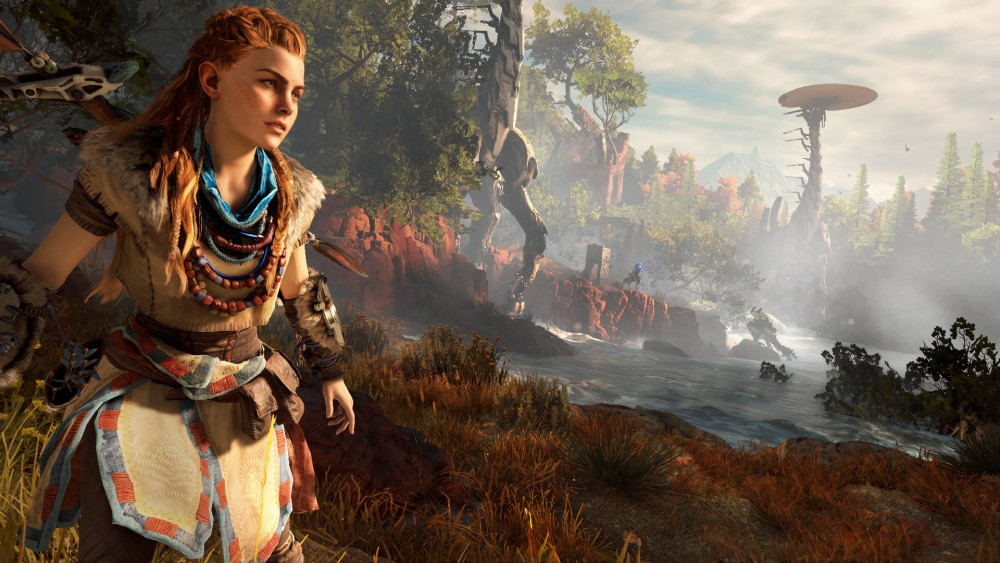 Cultura Geek E3 2016 Playstation Horizon Zero Dawn