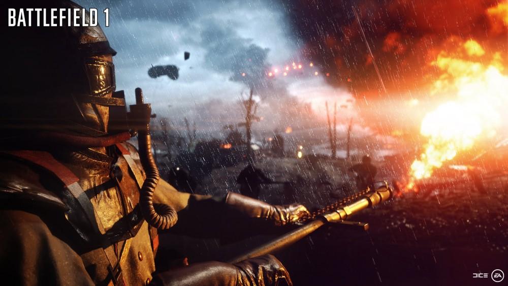Cultura Geek Microsoft E3 2016 Battlefield 1