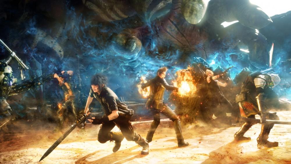 Cultura Geek Microsoft E3 2016 Final Fantasy XV