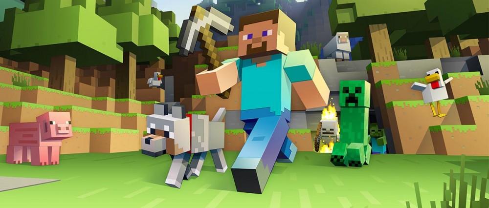 Cultura Geek Microsoft E3 2016 Minecraft