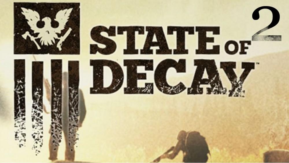 Cultura Geek Microsoft E3 2016 State of Decay 2