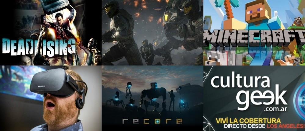 Cultura Geek Microsoft E3 2016