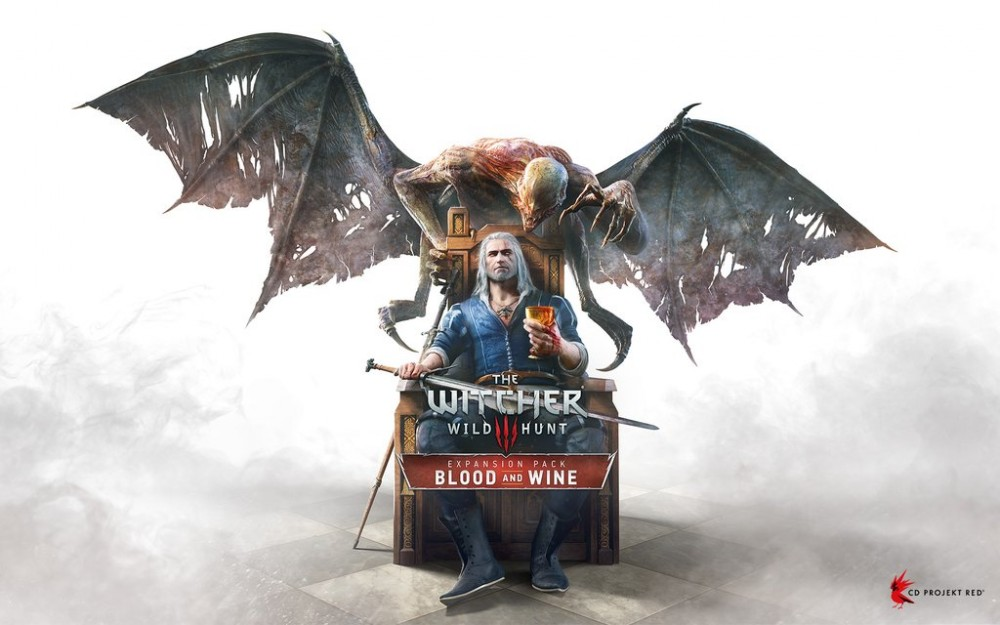 Cultura Geek Review Witcher 3 Blood and Wine 1