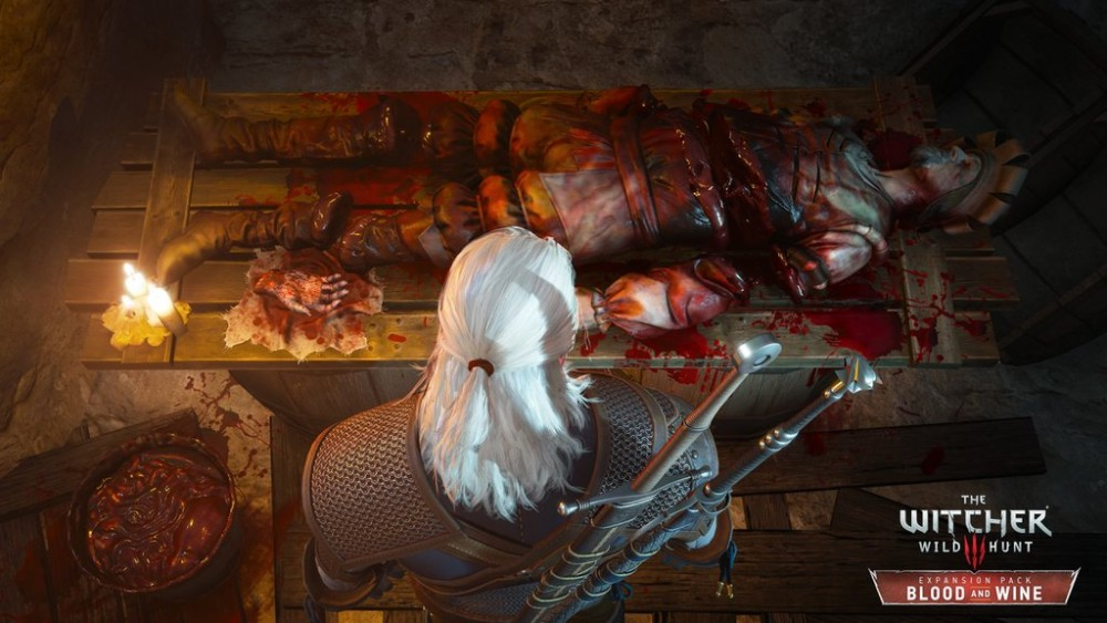 Cultura Geek Review Witcher 3 Blood and Wine 5