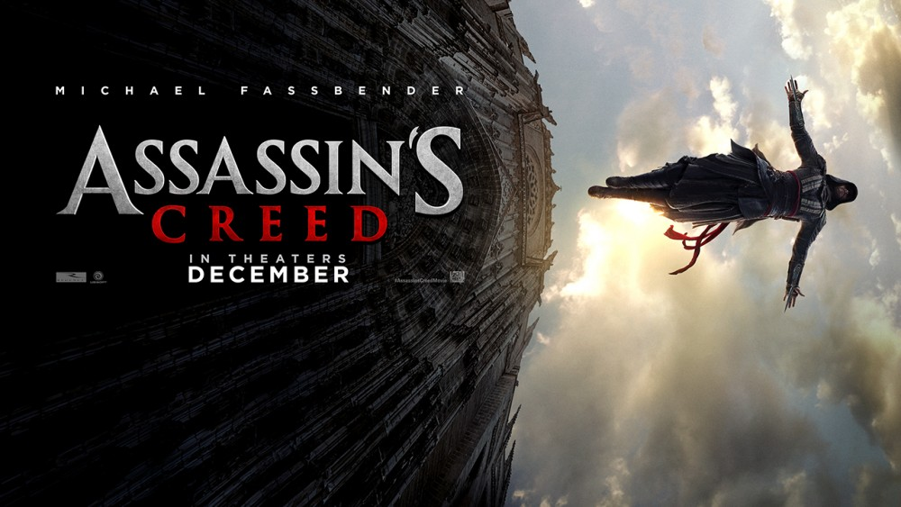 Cultura Geek Ubisoft E3 2016 Assassin's Creed película