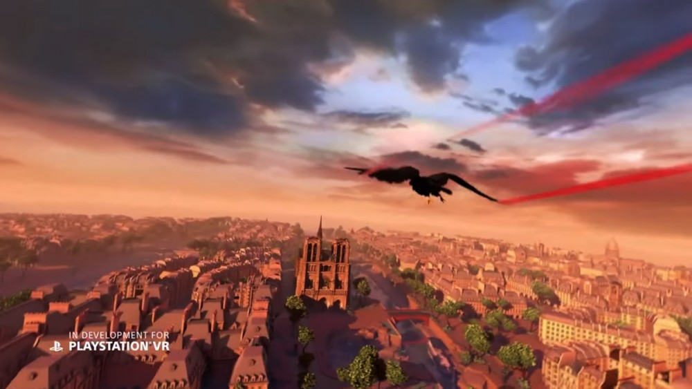 Cultura Geek Ubisoft E3 2016 Eagle Flight