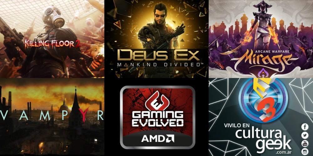 La E3 2016 fue la anfitriona de la segunda edición de PC Gaming Show, en donde se anunciaron los próximos títulos para los usuarios de la PC Master Race 22