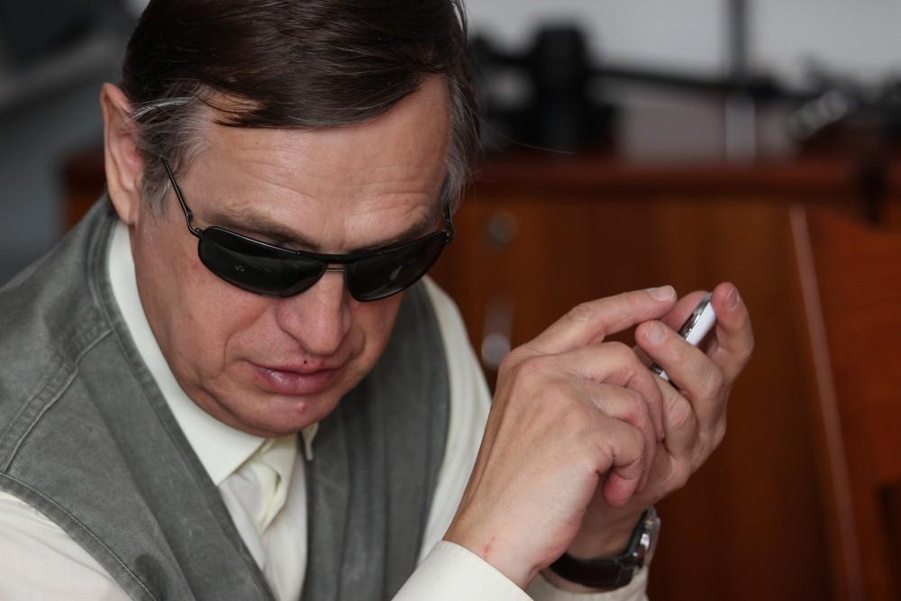 Blind Communicator app para no videntes culturageek.com.ar