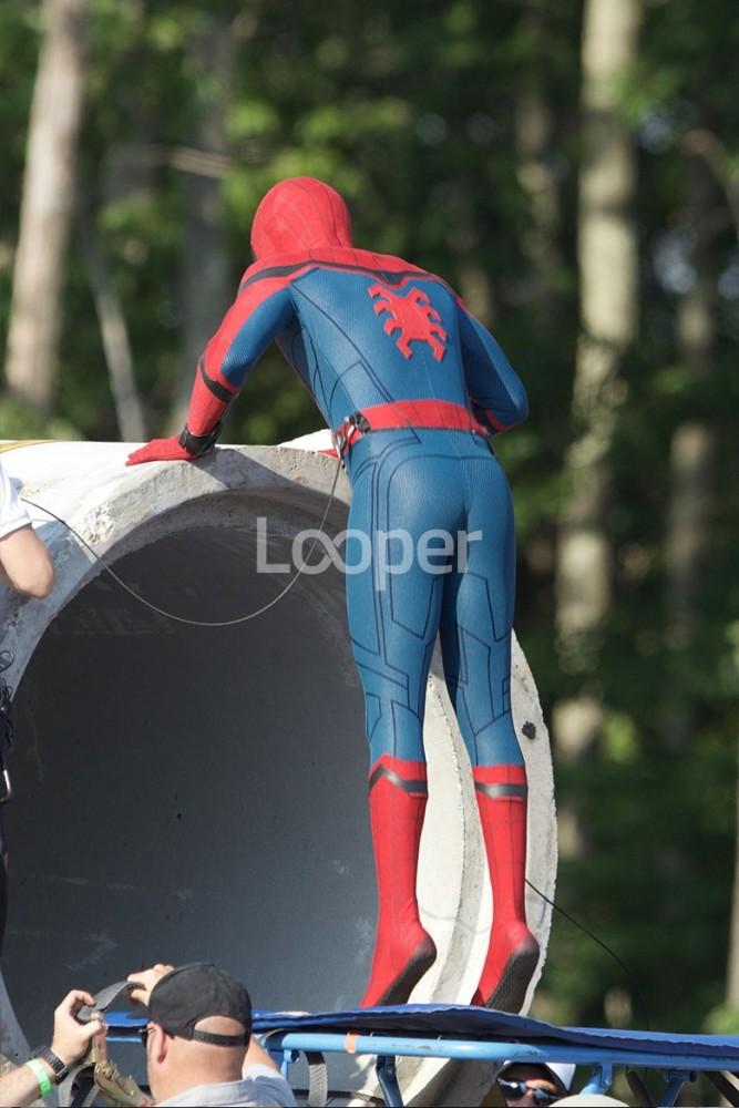 Spider-Man Homecoming www.culturageek.com.ar