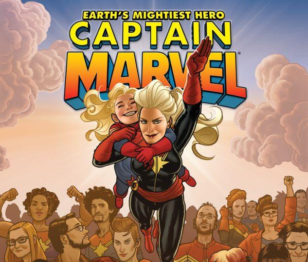 captain marvel brie larson culturageek.com.ar
