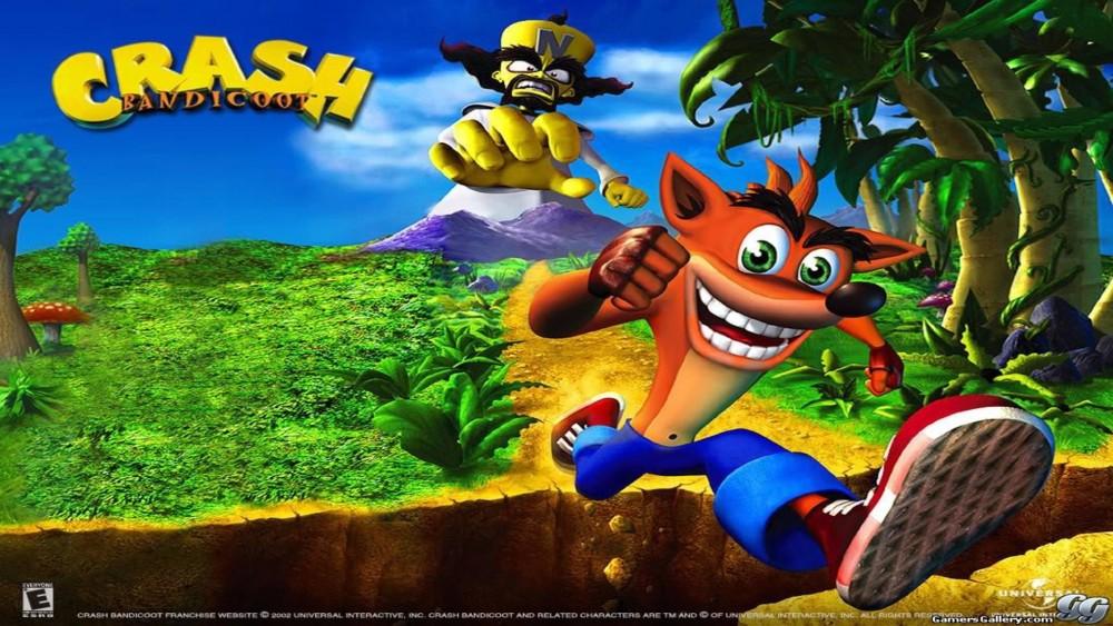 E3 2016: Crash Bandicoot llega a PS4