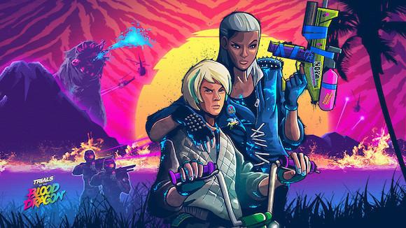 E3 2016: Trials of the Blood Dragon ya está disponible