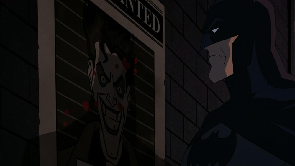 Batman la broma mortal d