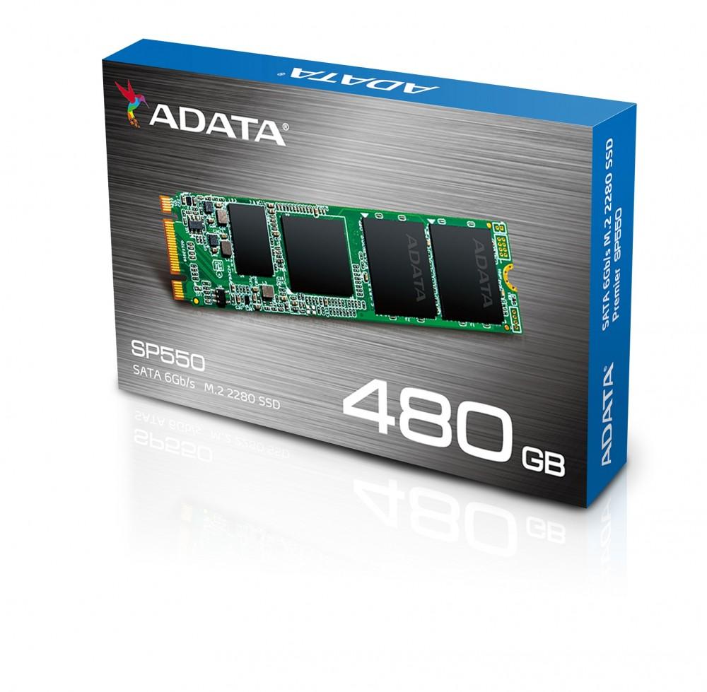 Cultura Geek ADATA SP550 M2 1