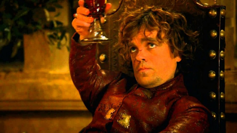 Cultura Geek Game of Thrones Tyrion Lannister TV Libro 1