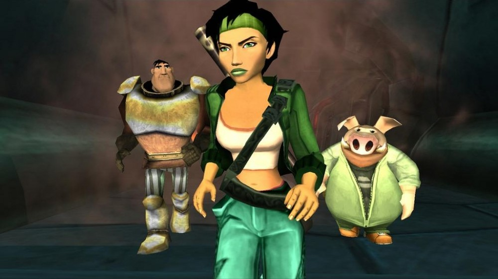 Cultura Geek Games With Gold Agosto 2016 Beyond Good And Evil HD
