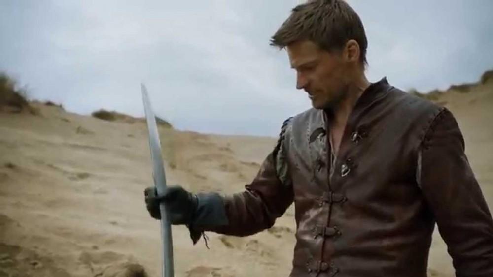 Cultura Geek Jaime Lannister Game of Thrones 3