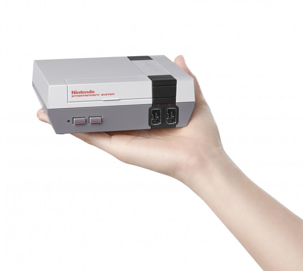 Cultura Geek NES Classic Edition 1