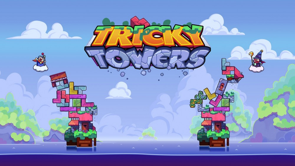 Cultura Geek PS Plus Agosto 2016 Tricky Towers