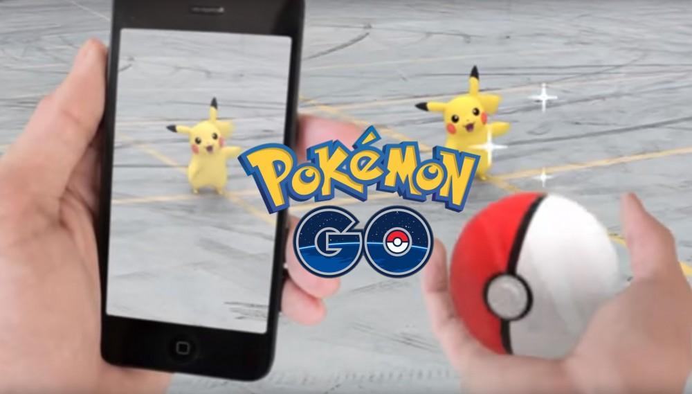 Cultura Geek Pokemon Go Safari Pokemon 1
