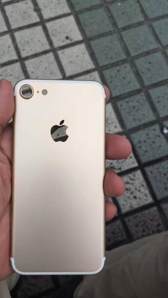 Cultura Geek iPhone 7 foto leak 1