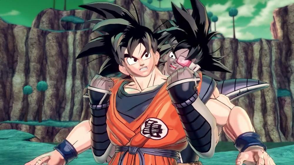 Dragon Ball Xenoverse 2 d