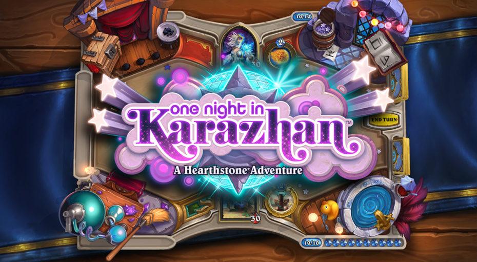 www.culturageek.com.ar Hearthstone Expansión Karazhan 1