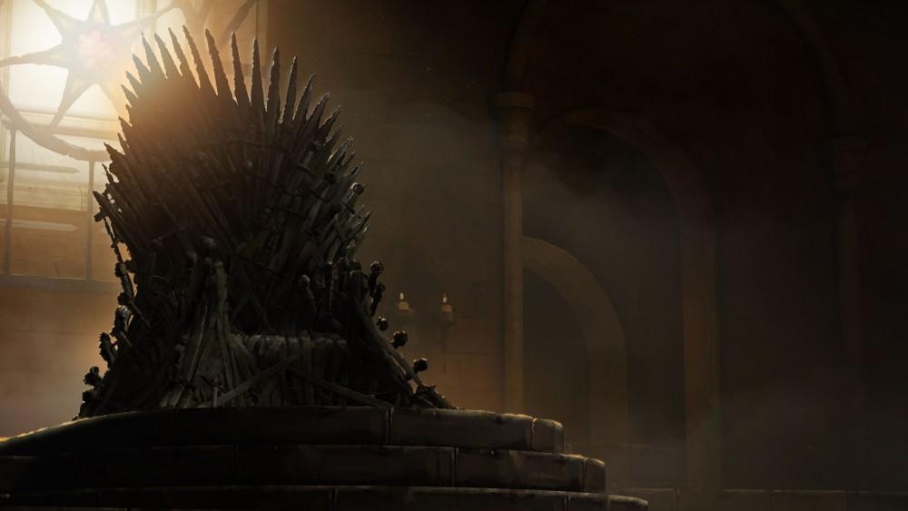 Game of Thrones iron throne culturageek.com.ar